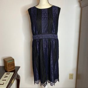 NWT Sophia Max Lace Dress